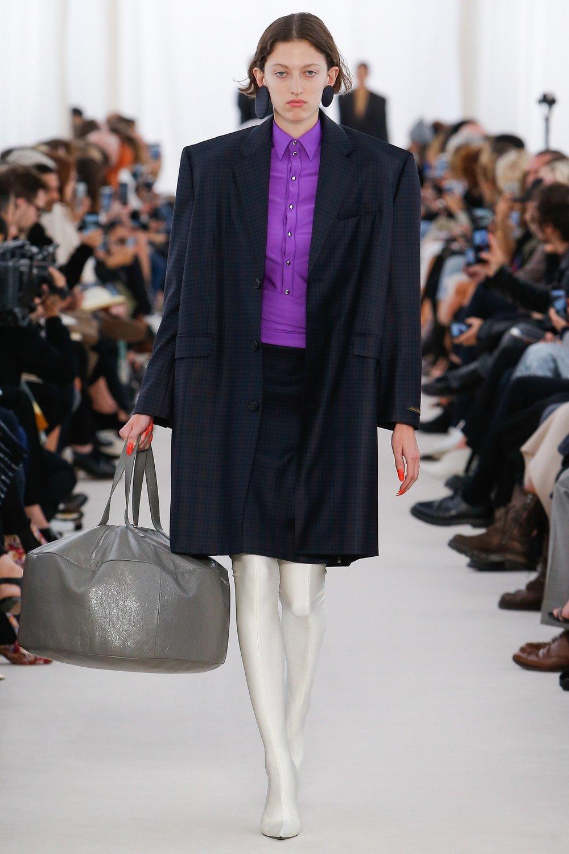 Balenciaga, photo from Vogue Runway