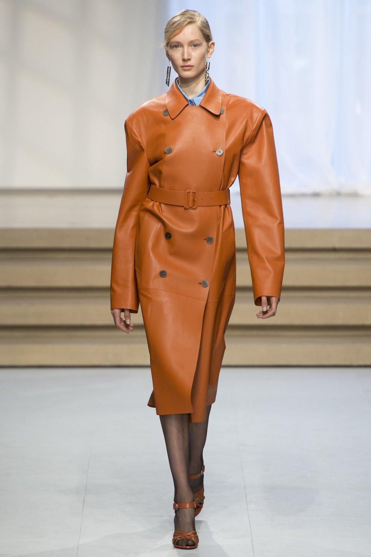 Jil Sander, photo from Vogue Runway