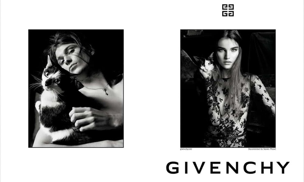 Photo Courtesy of Givenchy