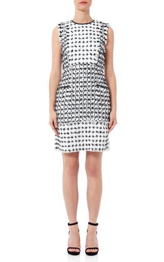 Kadri Dotted Tweed Dress