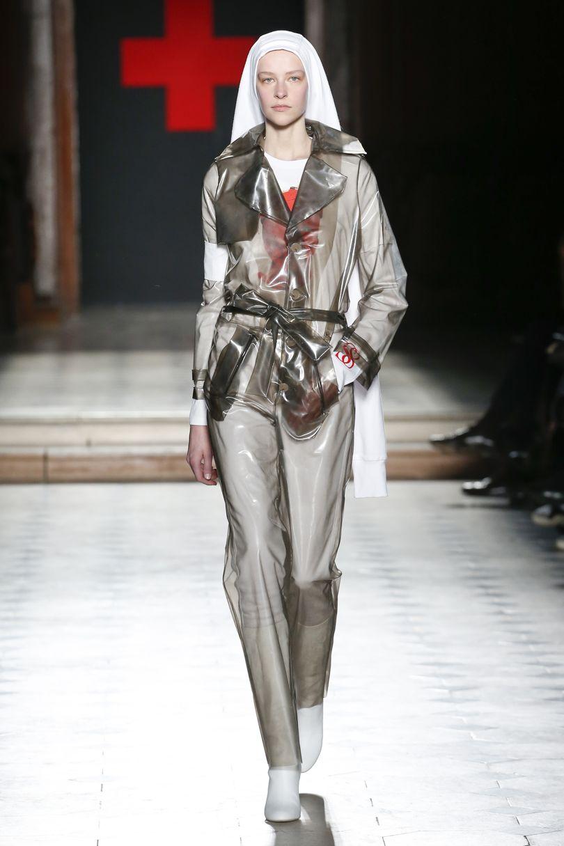 A.F. Vandevorst SS18 Couture