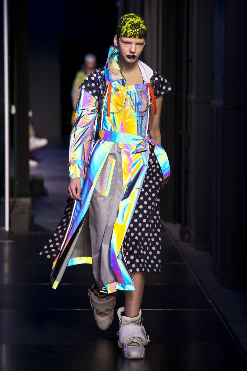 Maison Margiela SS18 Couture