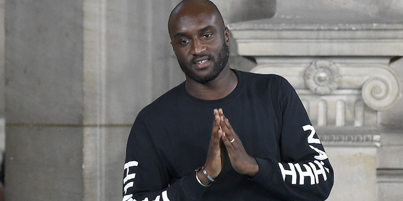 Virgil Abloh Courtesy of Pitchfork