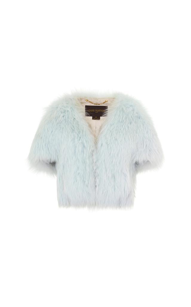 Louis Vuitton Mini Fur Jacket