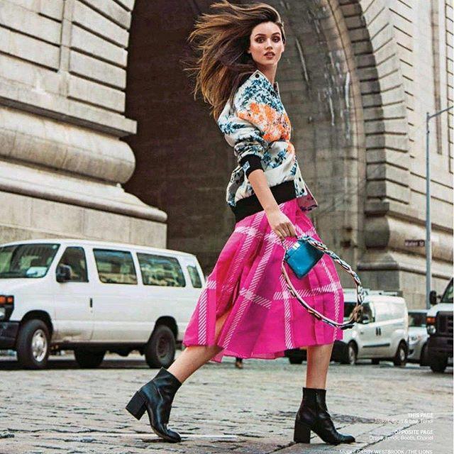 Spring calling! Rent this Fendi skirt & Micro Peekaboo bag available on oprent.com #LoveItReserveIt