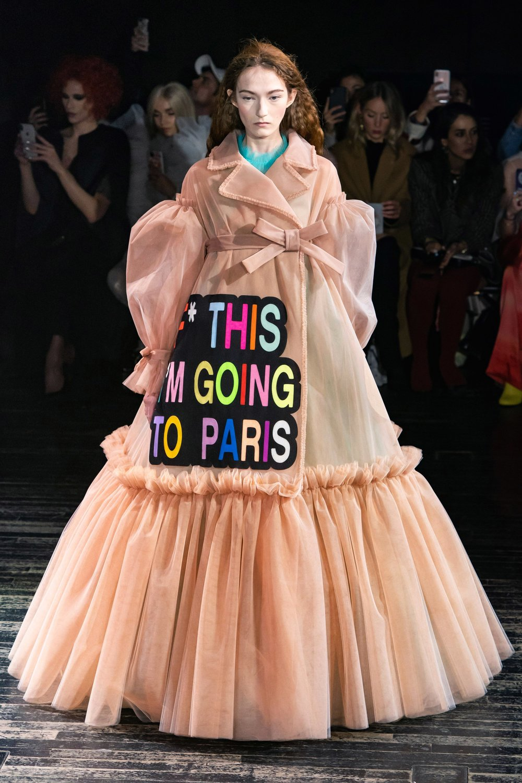 Viktor & Rolf Spring 2019 Couture