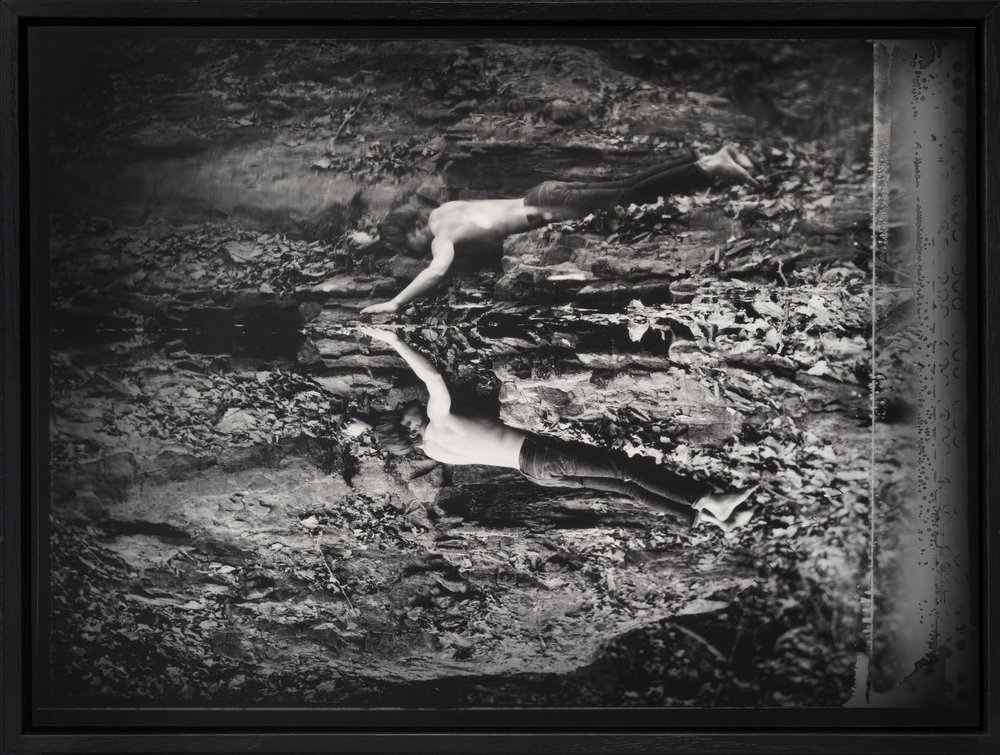 "RIVERS ECHO - 19 x 24"" - ARCHIVAL PIGMENT PRINT - 2011"