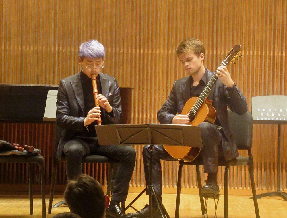 Peter Lim and Craig Slagh