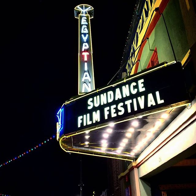 Best way to save $$$ on #Sundance = show up late to the party