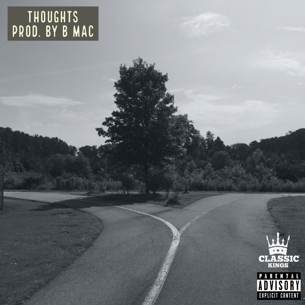 """ Thoughts""  is the first single from Hickman L.A.'s upcoming project  ""From The Ground Up""."
