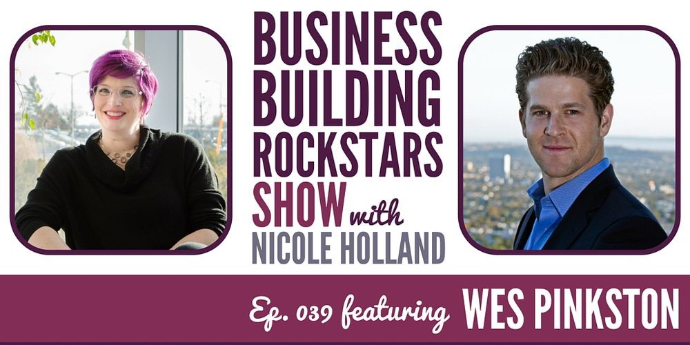 Wes Pinkston on What It Really Takes To Succeed In Social Media @niczthename #BBRShow -