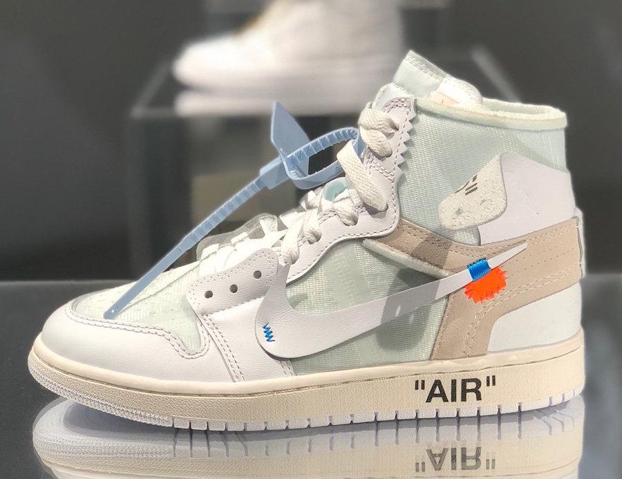 Off White - Air Jordan 1