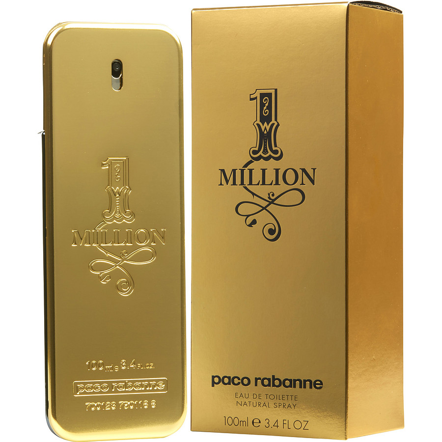 When people ask me about high class and wealth, there is no doubt in mind that I will bring back memories of  1 Million by Paco Rabanne .  I am confident that this scent lives up to its name; you will smell like a million bucks.  The bottle speaks for itself by emulating a gold bar and evoking the wealth that accompanies the precious metal.  Aside from the looks of the container, the cologne packs frosted grapefruit, blood mandarin, and peppermint as top notes to highlight.  Among the other notes, you can expect hints of rose absolute,  musk, and cinnamon bark to give you that sense of power and pursuit of pleasure.  I stand by  Paco Rabanne's 1 Million  when I need to attend a prestigious event or special ceremony.