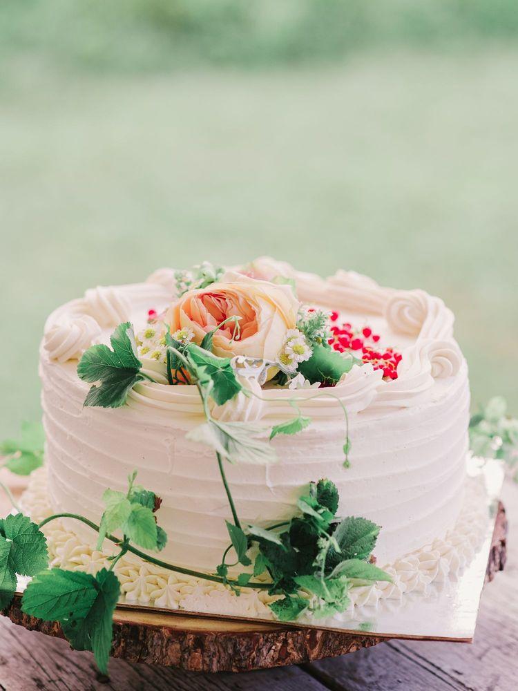 Peacefood cake - taken from Yelp.