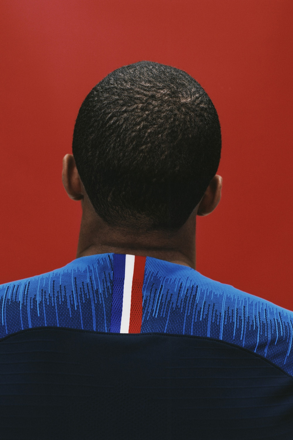 NIKE'S FRANCE 2018 HOME JERSEY FOR THE 2018 WORLD CUP IN RUSSIA