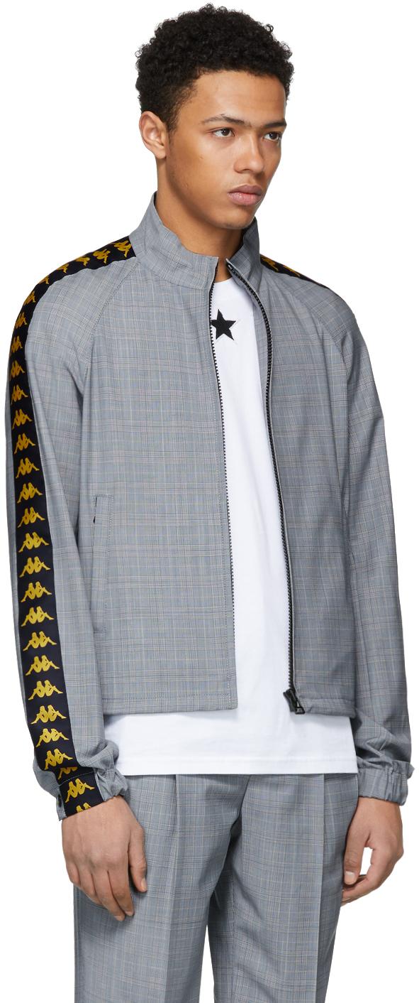 - Faith Connexion Kappa Wool Track Jacket$695