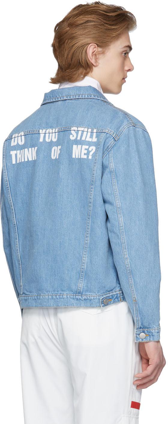 - MISBHV Denim Jacket$425