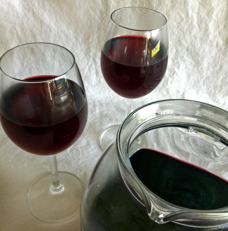 hibiscus drink and hibiscus tea recipe