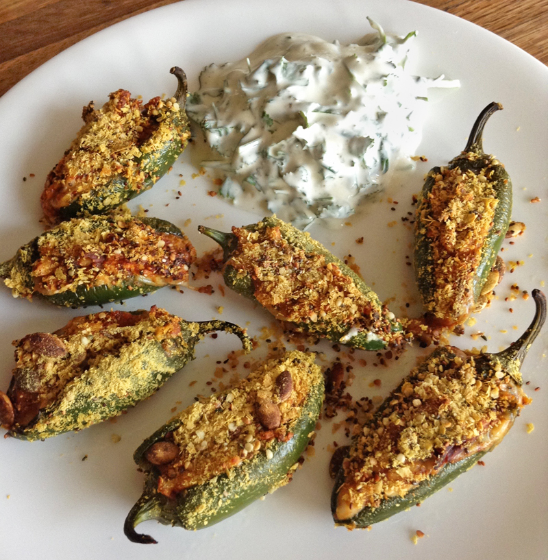 keto jalapeno poppers and keto stuffed jalapenos for dinner