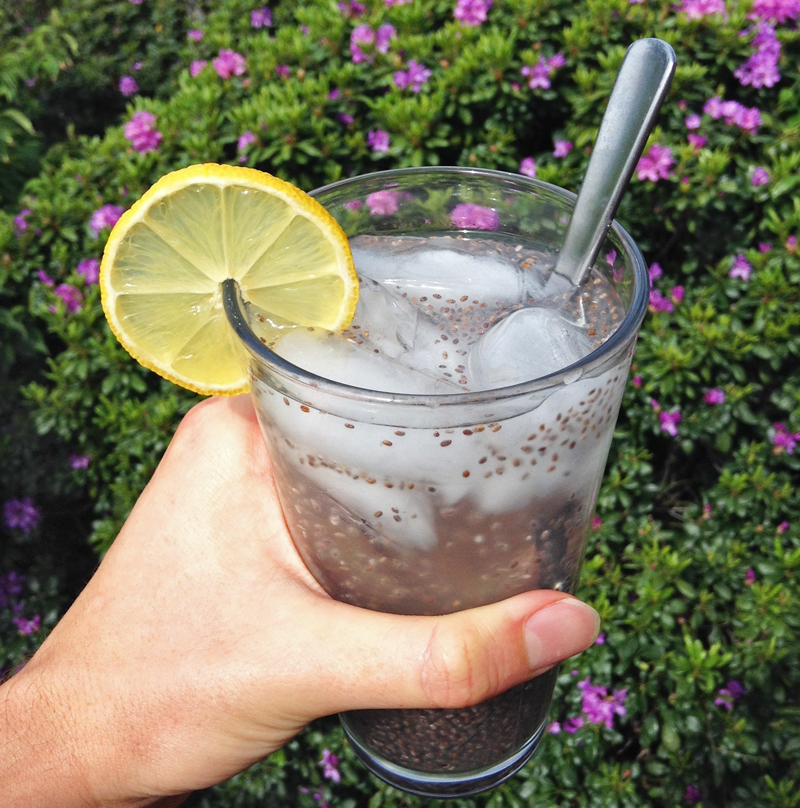 keto drink recipe for chia seed freca