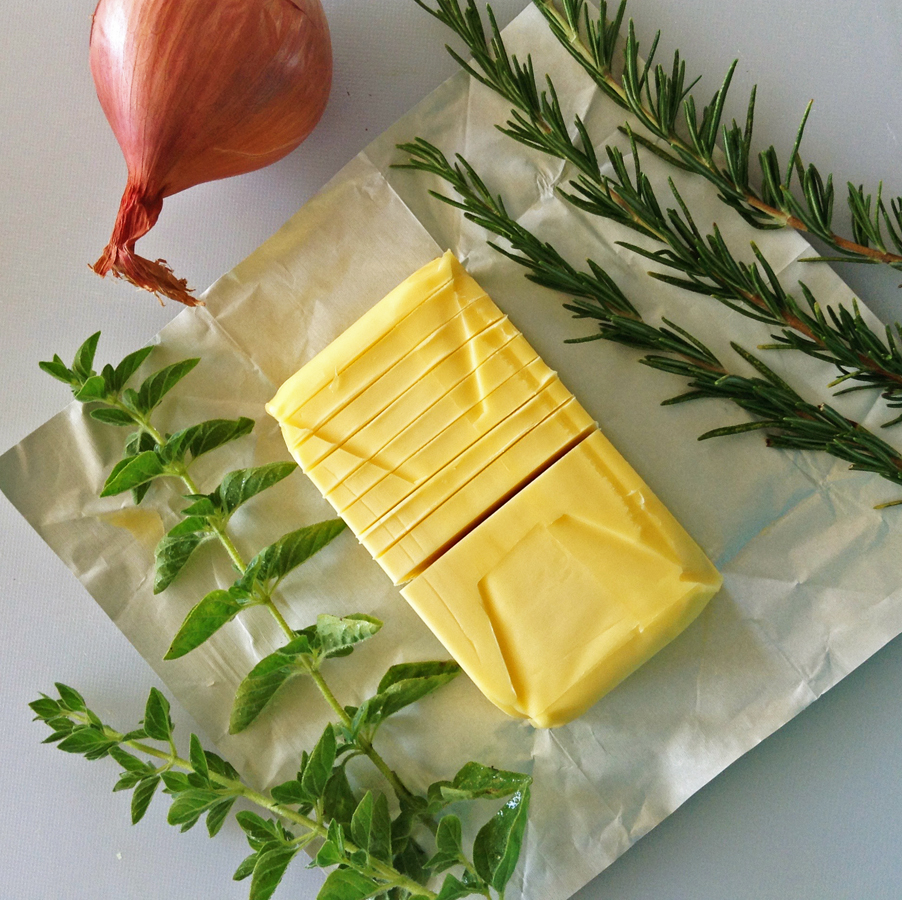 easy keto butter recipe and compound butter