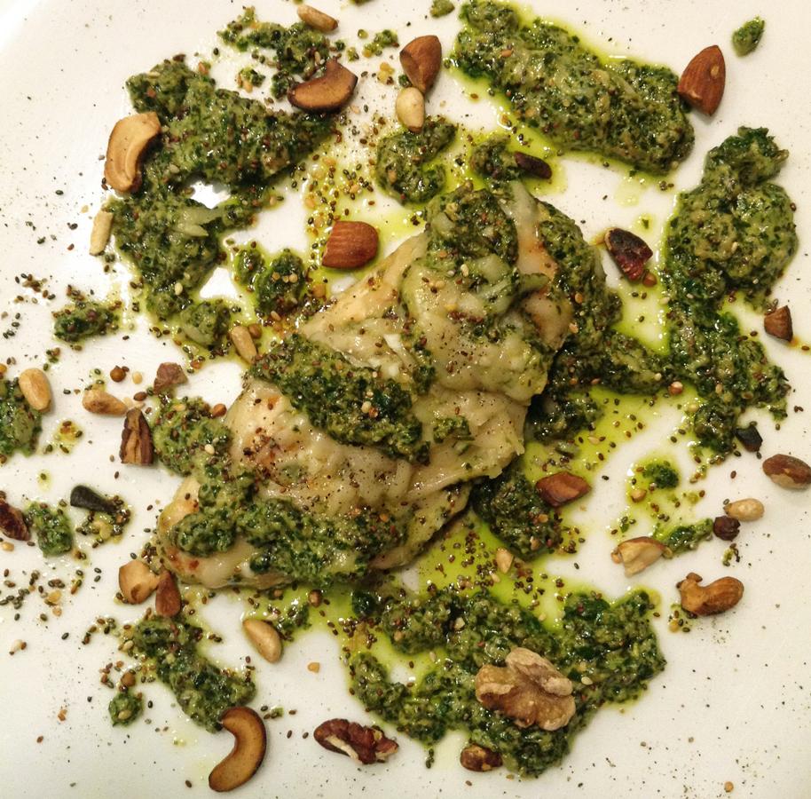 keto pesto chicken recipe with basil keto pesto sauce