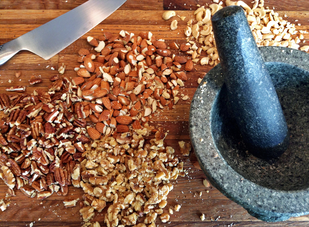 keto nut mix and toasted nuts recipe for keto diet and condiments