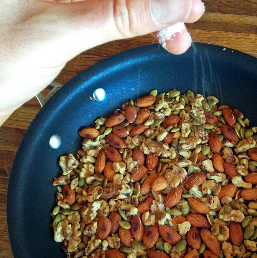 toasted nuts recipe and keto nuts recipe for keto meals ideas