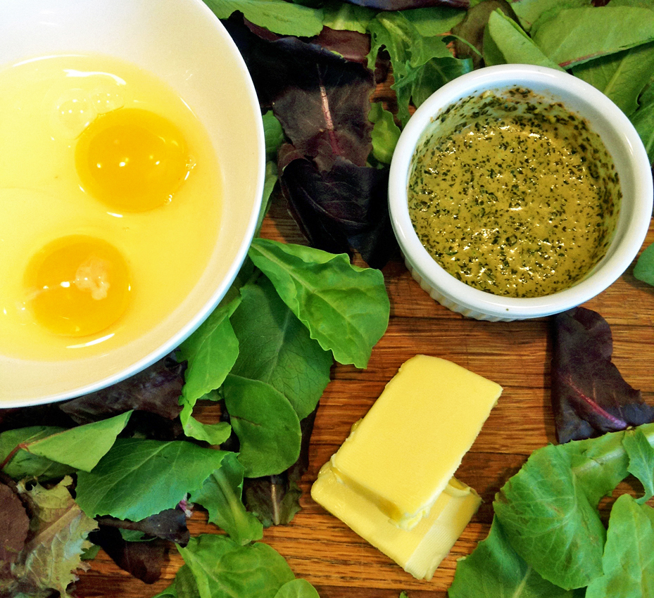 keto eggs for breakfast and green eggs and ham recipe