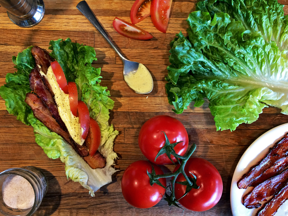 keto blt wrap and lettuce wrap recipe for ketogenic recipes