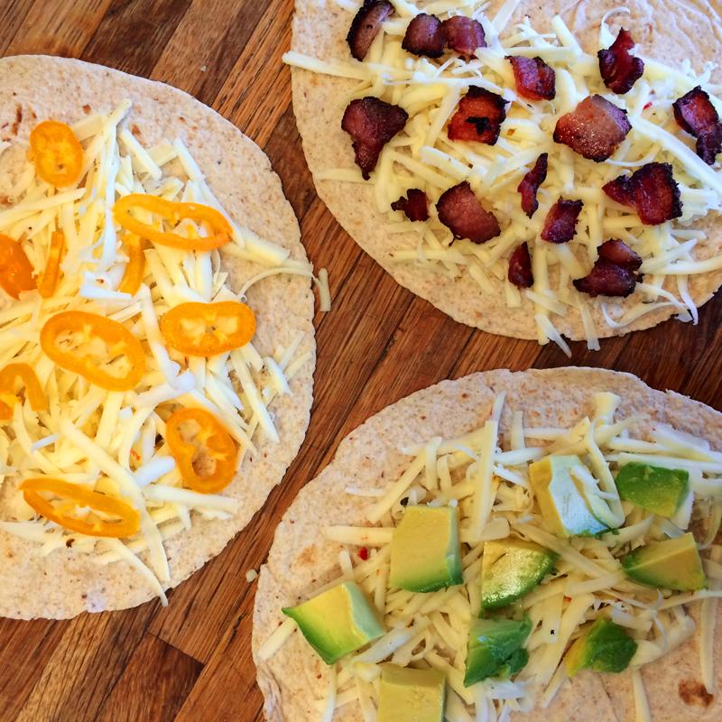 avocado quesadilla recipe and keto quesadilla for ketosis