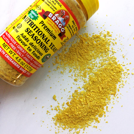keto nutritional yeast for the keto diet shopping list