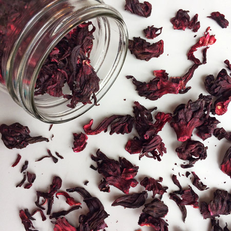 hibiscus flowers to the keto shopping page and ketogenic diet