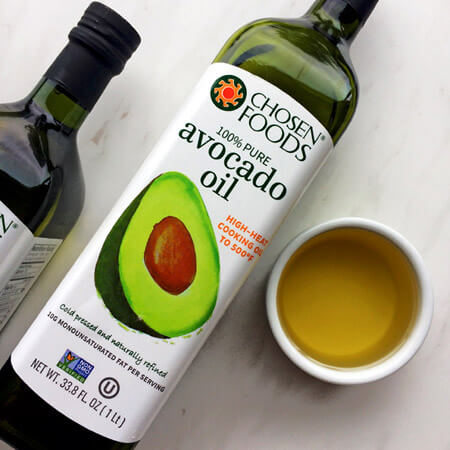 Keto Avocado Oil