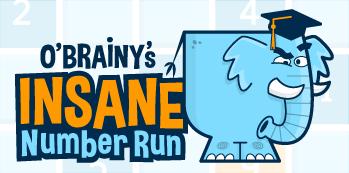 Insane Number Run -