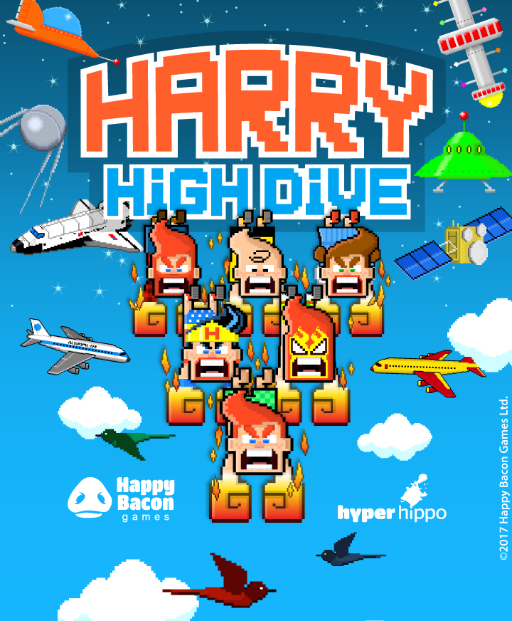 Harry High Dive -