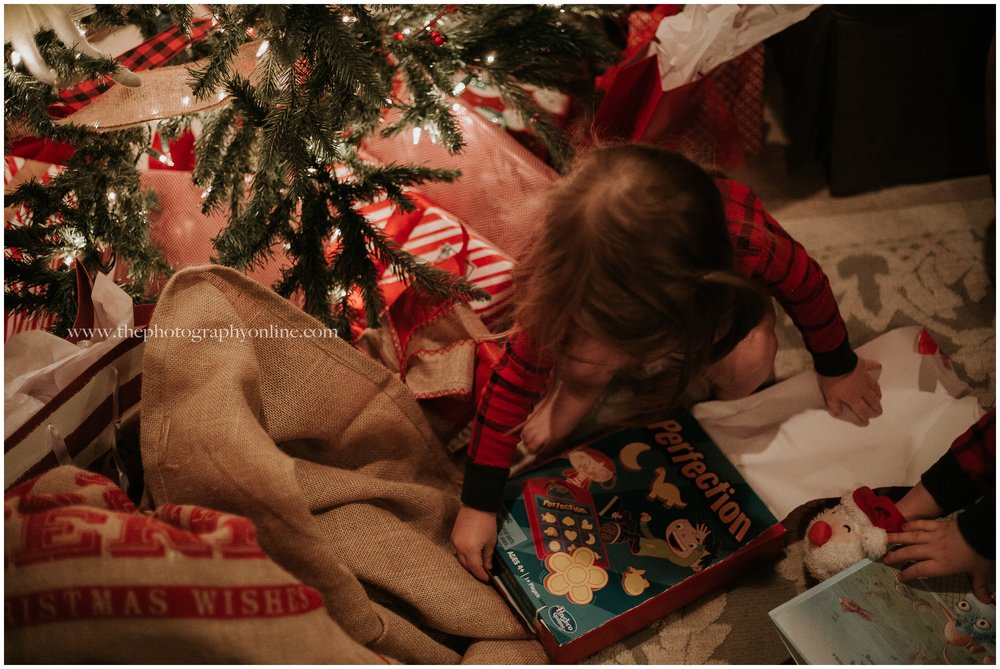 Christmas Day - To see the magic in the kids faces was beautiful.