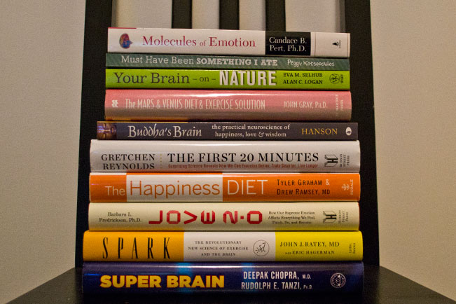 Books About Brain Chemistry | The Life Delicious | Catherine Roscoe Barr
