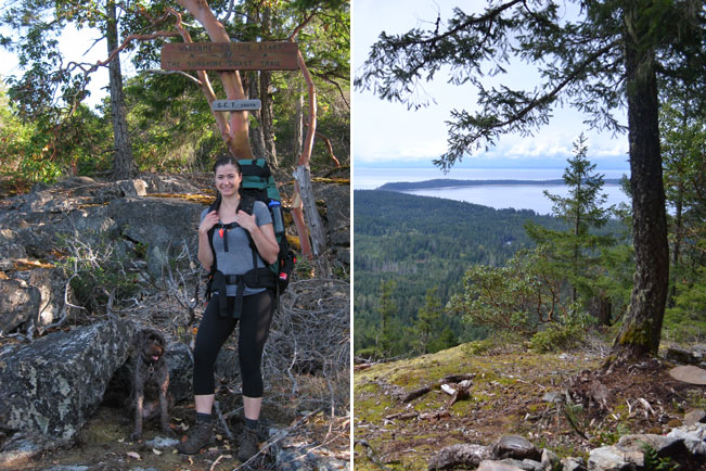 Sunshine Coast Trail | The Life Delicious | Catherine Roscoe Barr