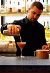 Bartender Justin Taylor | YEW Restaurant + Barr