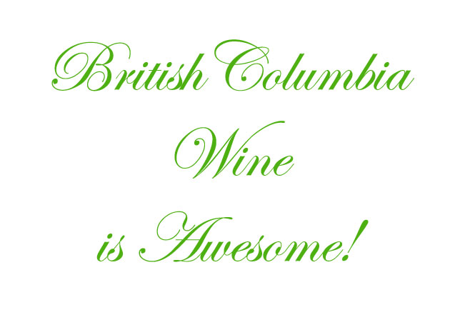 BC wine | The Life Delicious | Catherine Roscoe Barr