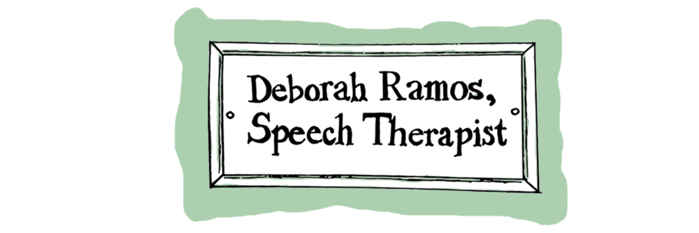 I hung out my shingle after they closed all the schools due to the zombie plague:    Deborah Ramos, Speech Therapist.