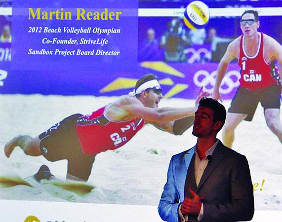 Sandbox Project Conference - Martin Reader