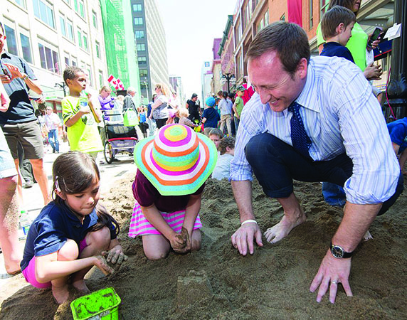 Sandbox Project - World's Largest Sandbox - Peter MacKay