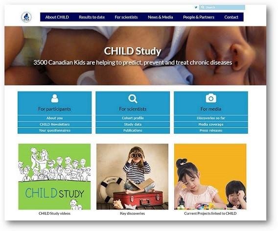 child study project