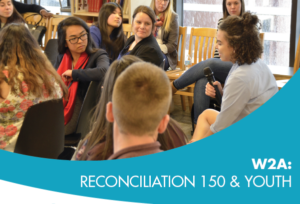 W2A Toronto: Reconciliation 150 & Youth