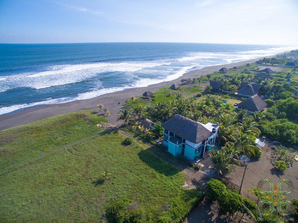 El Paredon - Beach Hostel