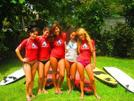Group of Students, El Salvador