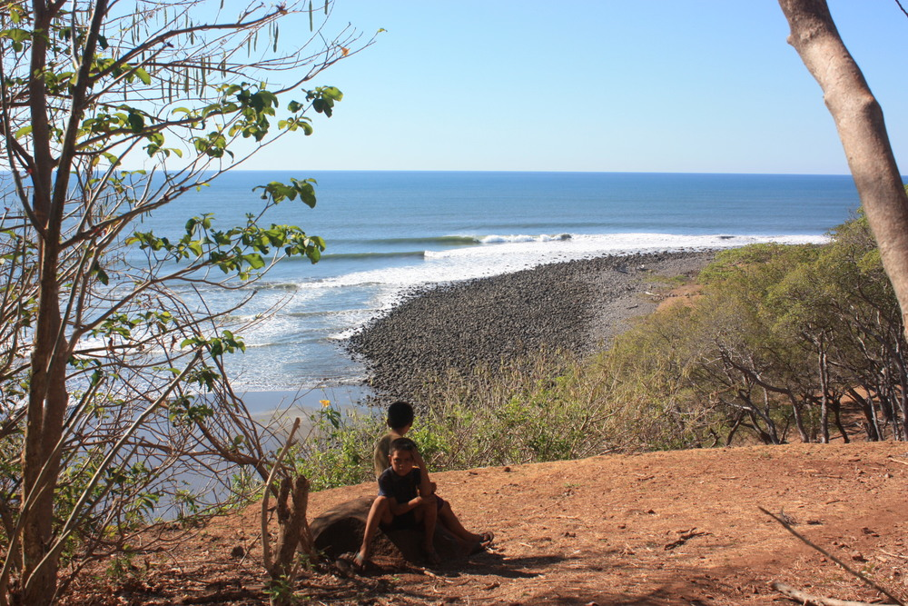 SURF SPOTS - EL SALVADOR