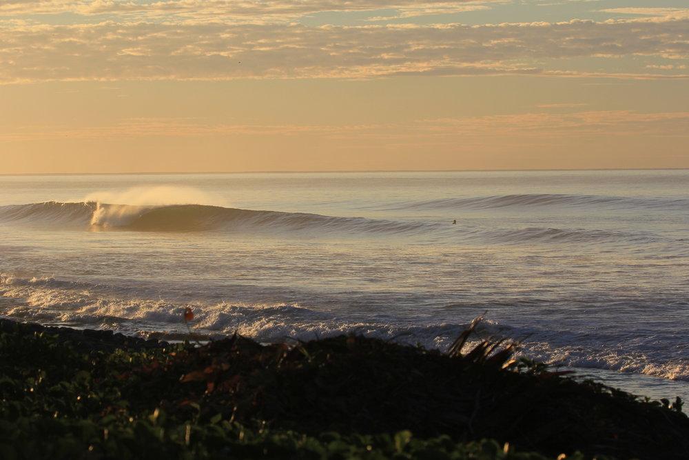 La Bocana early morning